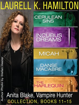 cover image of Cerulean Sins ; Incubus Dreams ; Micah ; Danse Macabre ; The Harlequin