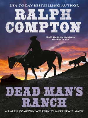 cover image of Dead Man's Ranch
