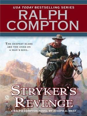 cover image of Stryker's Revenge
