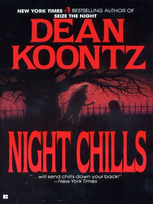 cover image of Night Chills