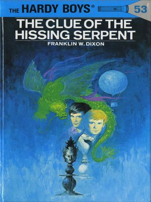 cover image of The Clue of the Hissing Serpent