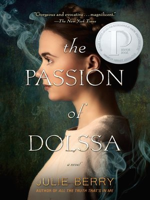 cover image of The Passion of Dolssa