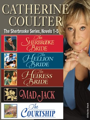 cover image of The Sherbrooke Series Novels 1-5