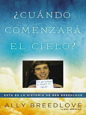 cover image of ¿Cuándo comenzará el cielo?