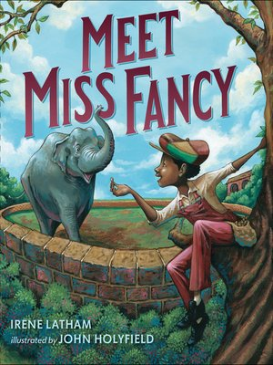 cover image of Meet Miss Fancy