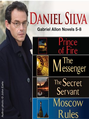 cover image of Prince of Fire / The Messenger / The Secret Servant / Moscow Rules