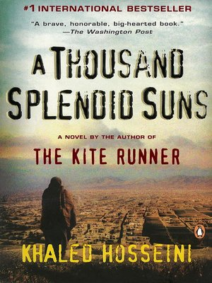 cover image of A Thousand Splendid Suns