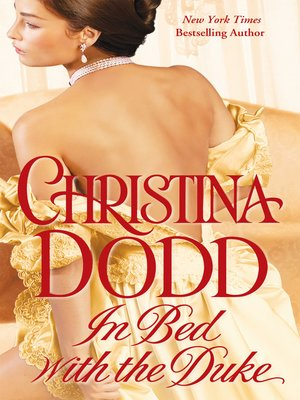 cover image of In Bed with the Duke