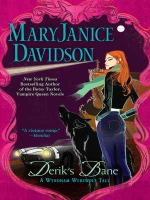 cover image of Derik's Bane