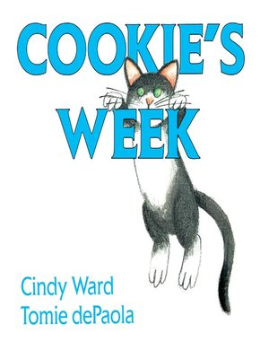 cover image of Cookie's Week