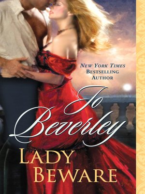 cover image of Lady Beware