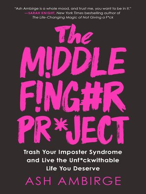 cover image of The Middle Finger Project