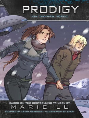 cover image of Prodigy, The Graphic Novel