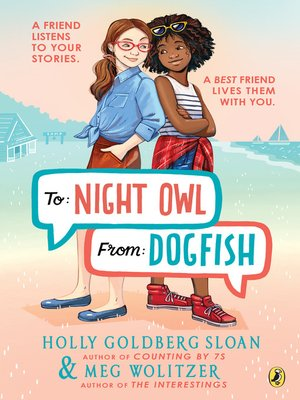 cover image of To Night Owl From Dogfish