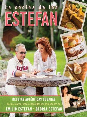 cover image of La cocina de los Estefan