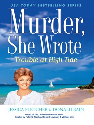 cover image of Trouble at High Tide