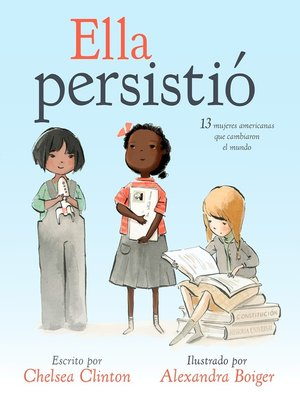 cover image of Ella persistió