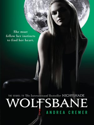 cover image of Wolfsbane