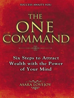 cover image of The One Command