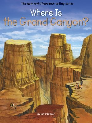cover image of Where Is the Grand Canyon?