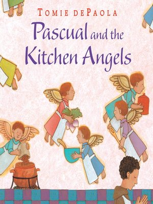 cover image of Pascual and the Kitchen Angels