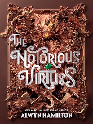 cover image of The Notorious Virtues