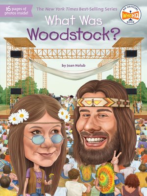 cover image of What Was Woodstock?
