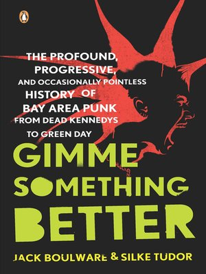 cover image of Gimme Something Better