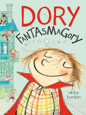 cover image of Dory Fantasmagory