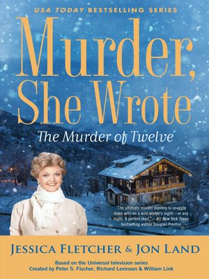 The Murder of Twelve Book Cover