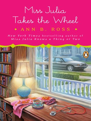 cover image of Miss Julia Takes the Wheel