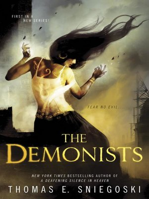 cover image of The Demonists