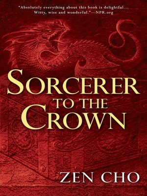 cover image of Sorcerer to the Crown