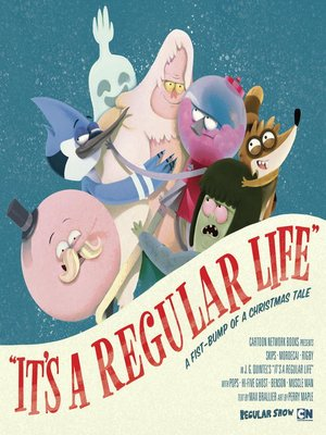 cover image of It's a Regular Life