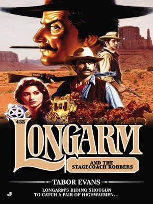 cover image of Longarm and the Stagecoach Robbers