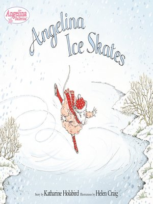 cover image of Angelina Ice Skates