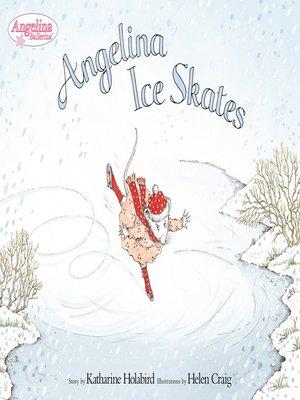 cover image of Angelina Ice Skates