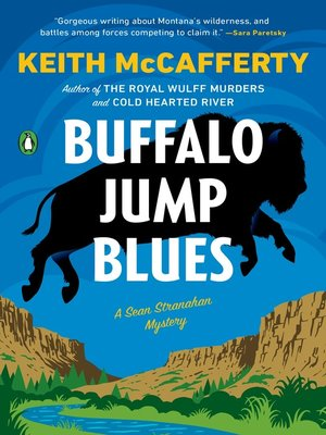 cover image of Buffalo Jump Blues