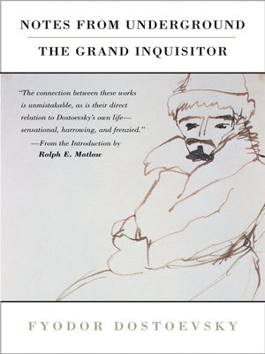 cover image of Notes from Underground, the Grand Inquisitor
