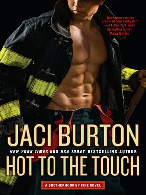 cover image of Hot to the Touch