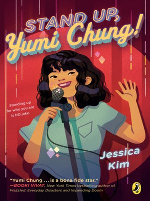 cover image of Stand Up, Yumi Chung!