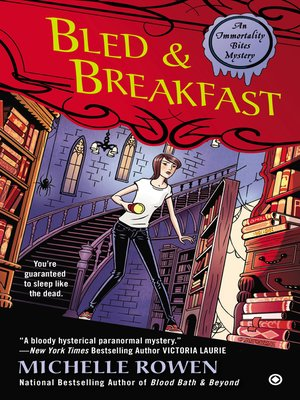 cover image of Bled & Breakfast
