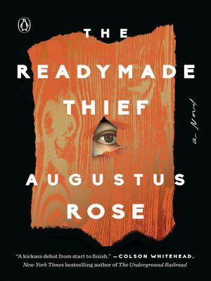cover image of The Readymade Thief