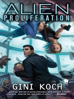 cover image of Alien Proliferation