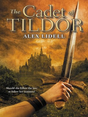 cover image of The Cadet of Tildor