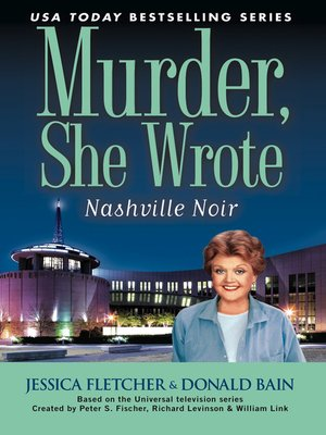 cover image of Nashville Noir