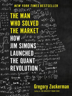 cover image of The Man Who Solved the Market