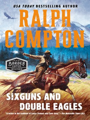 cover image of Sixguns and Double Eagles