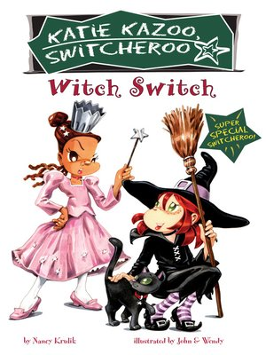 cover image of Witch Switch