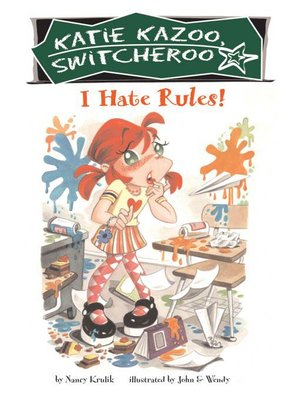 cover image of I Hate Rules!
